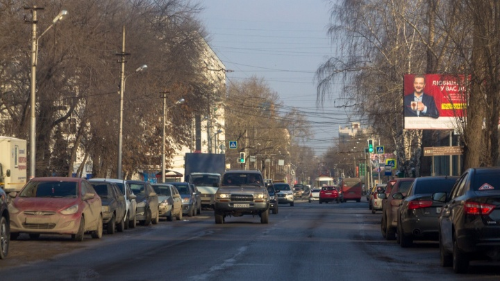 Улицу Мичурина планируют расширить на двух перекрёстках