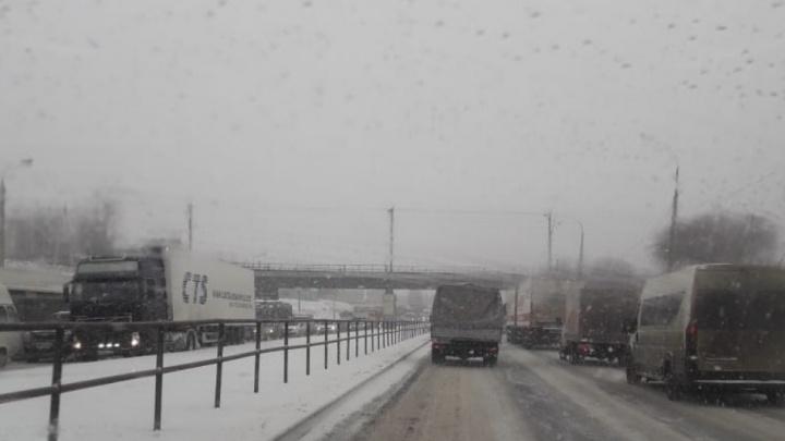 МЧС: в Волгоградской области ожидается усиление ветра, гололёд и метель
