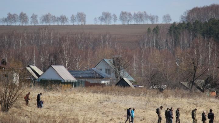 Восемь месяцев спустя: репортаж с поисков Маши Ложкаревой