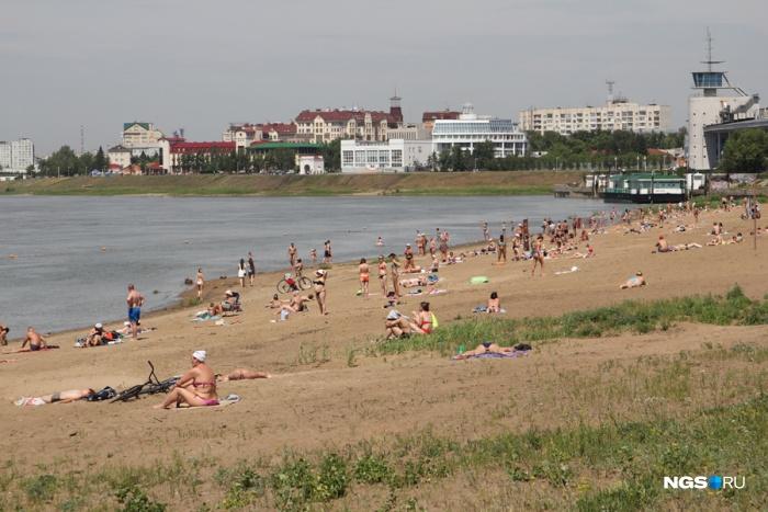 В Новокузнецке назвали дату открытия купального сезона