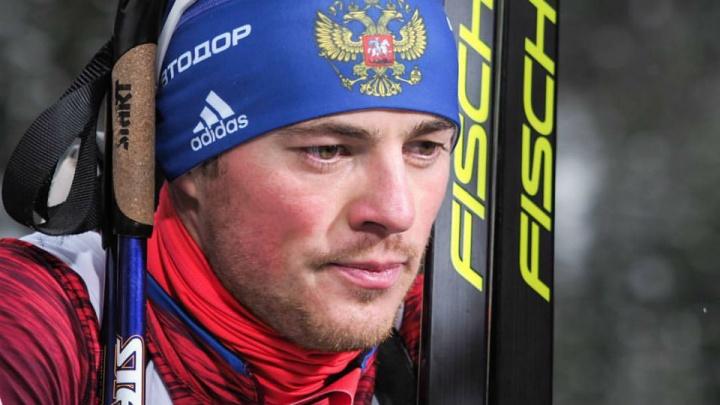 Биатлонист из Уфы Антон Бабиков стартует на этапе в Швеции