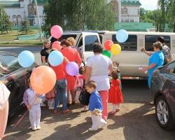 В Уфе прошел благотворительный праздник для детей-сирот