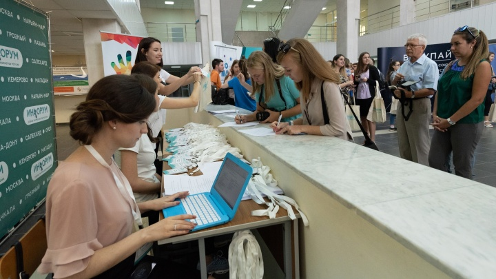 «Чем депрессивнее регион, тем активнее он в соцсетях»: в Волгограде журналистов учили новой жизни