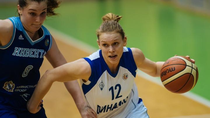 «Трудная, волевая победа»: новосибирское «Динамо» обыграло «Инвенту» из Курска