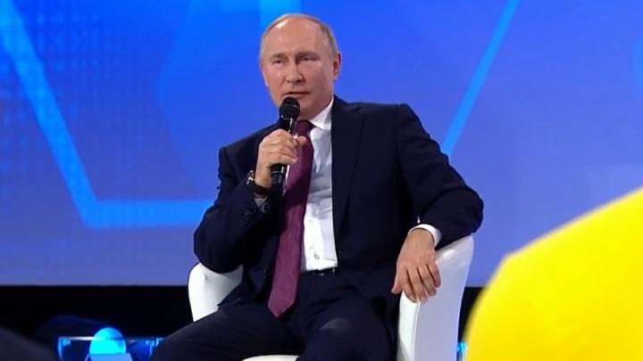 Глацких была права: Владимир Путин сказал, что не нужно ждать поддержки от государства