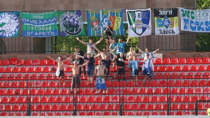 Самарских болельщиковпустят бесплатно на матч «Енисей» — «Крылья Советов»