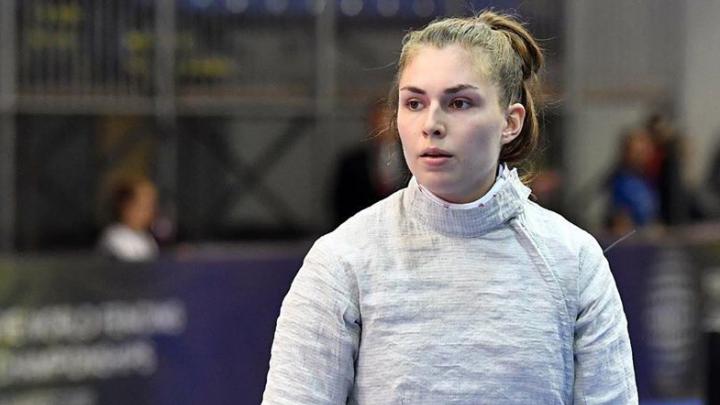 Новосибирская саблистка завоевала золото чемпионата мира по фехтованию в Венгрии