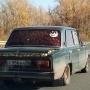 """«Это же """"Яблокар""""»: на трассе под Самарой автообилисты сняли на фото набитые яблоками «Жигули»"""