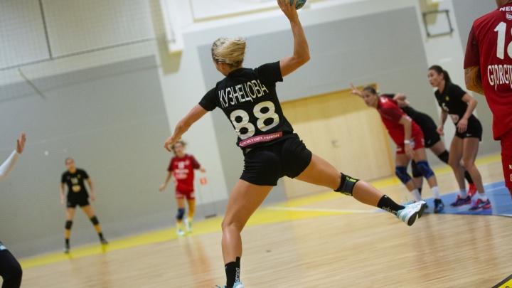 Гандболистки «Ростов-Дона» проиграли хорваткам из «Подравки»
