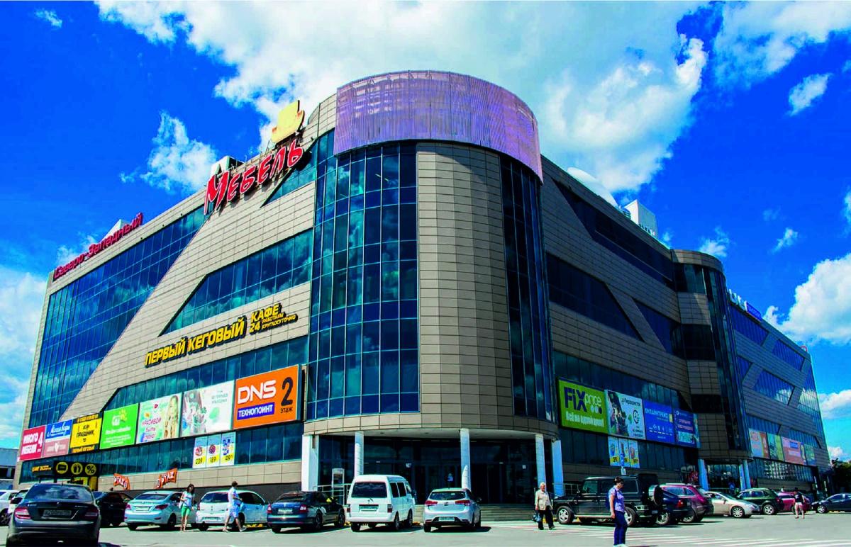 Известный торговый комплекс открывает собственный продуктовый магазин