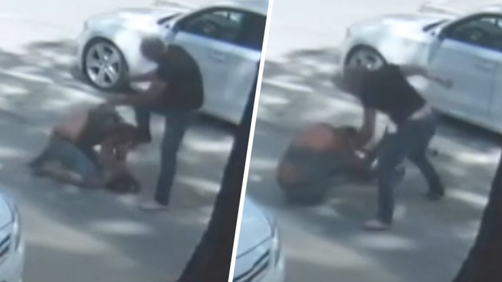 Полиция в Ростове начала проверку из-за избиения пассажира маршрутки