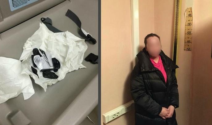 Жительница Уфы украла одежду из торгового центра и спрятала в детской коляске
