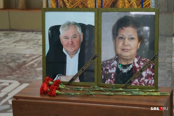 Андрея и Ольгу Алабушевых нашли убитыми у себя дома 28 января