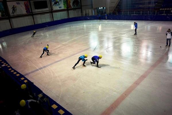Каток планируют использовать для хоккейных тренировок, а также для занятий фигурным катанием и шорт-треком