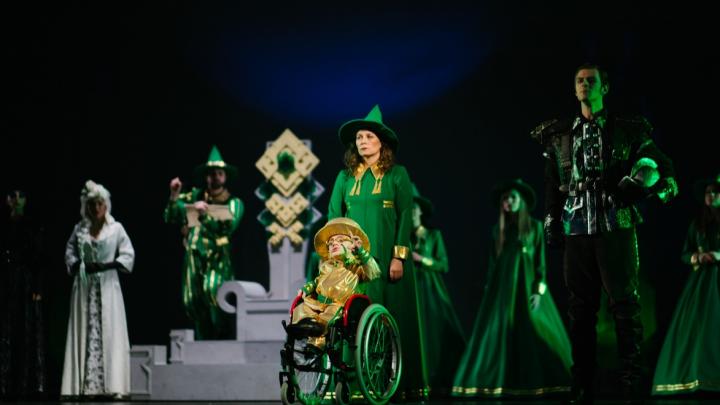 Спектакль с детьми с особенностями в развитии из Архангельска оценили в Фонде президентских грантов