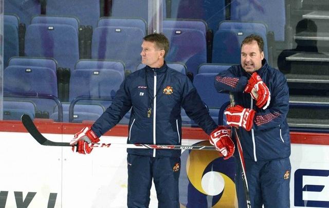 Главный тренер «Салавата Юлаева» прилетит в Уфу