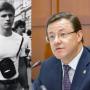 «Даже не думал, кем стану в будущем»: Дмитрий Азаров показал своё фото времен учёбы в университете