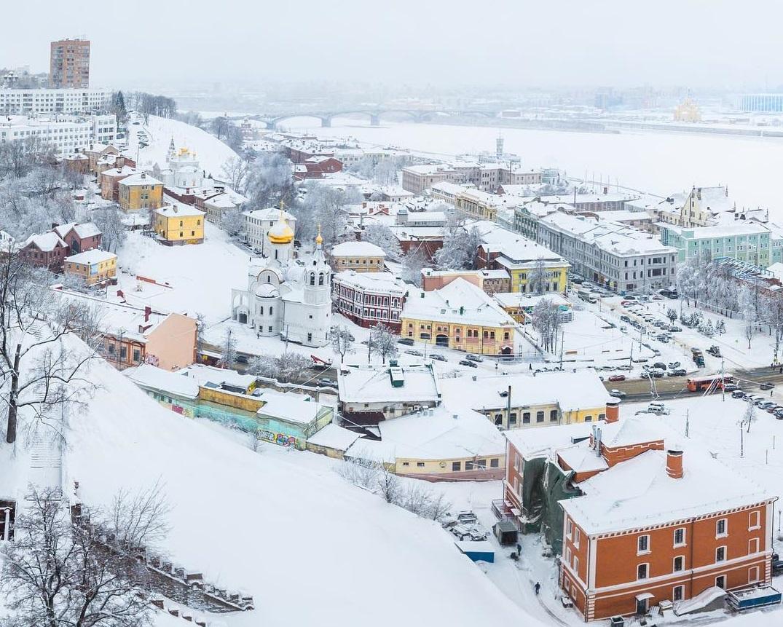 Вскоре Нижний Новгород облачится в новый наряд— более яркий