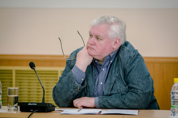 Депутат, журналист, общественный деятель Алексей Клешко.2 апреля 1970 — 19 ноября 2018 года
