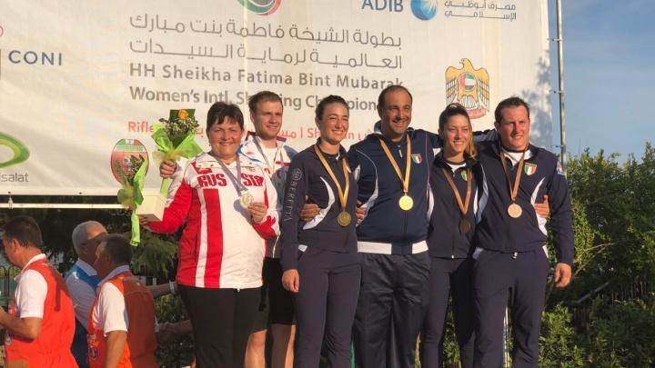 Зауральская спортсменка привезла серебро с международных соревнований по стендовой стрельбе