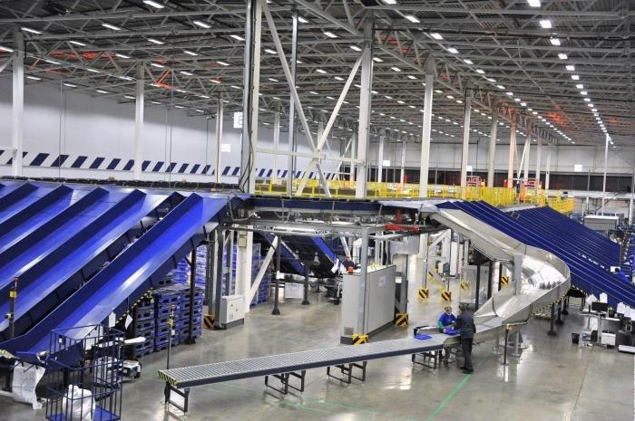 «Почта России» построит в Екатеринбурге хаб, в котором будут обрабатывать миллион отправлений в день
