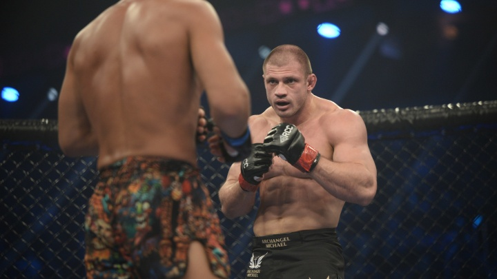 Уральский Халк Иван Штырков в Екатеринбурге потерпел первое поражение в карьере