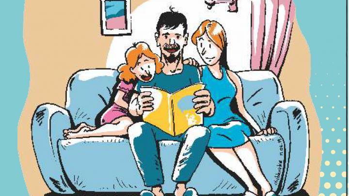Как защитить детей от сексуального насилия: простые правила в комиксах