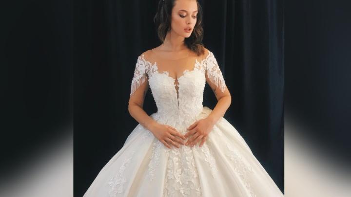 Экс-жена топ-менеджера «Лукойла» из Канска снялась в образе невесты и вспомнила о своей свадьбе