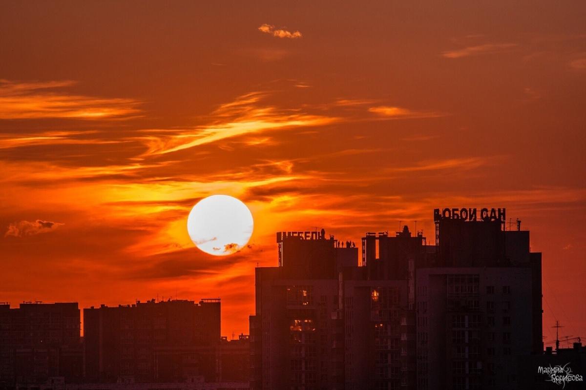 Кажется, что эта красота не из Нижнего Новгорода