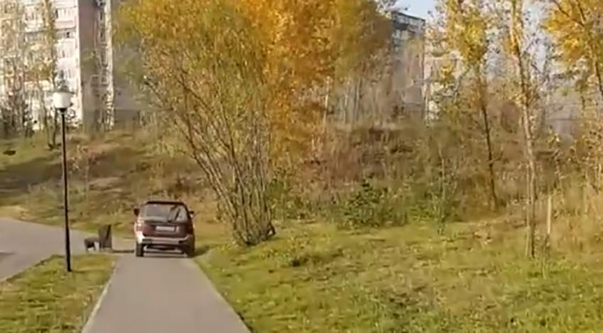 Возможно, водитель просто заблудился