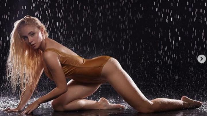 Ярославская модель снялась в откровенной фотосессии