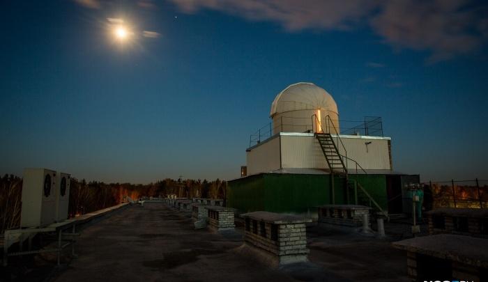 Над Новосибирском пройдут два малоизученных метеорных потока