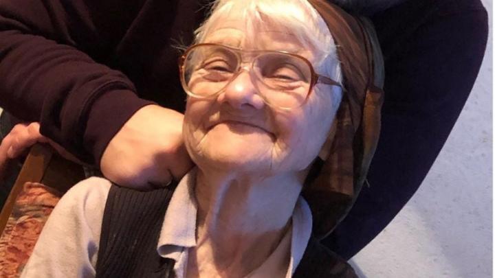 «Ей 86 лет, она дезориентирована в пространстве», — волонтёры просят помощи в поисках пенсионерки