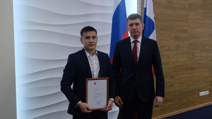 Губернатор Прикамья пообещал помочь с гражданством Данилу Юлдашеву, спасавшему людей после ДТП