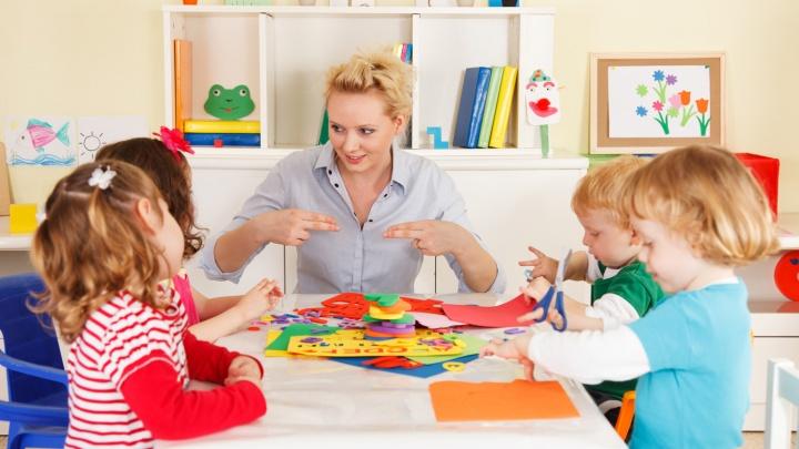 Молодые мамы Омска смогут выйти на работу, отдав ребёнка в детский центр уже с полутора лет