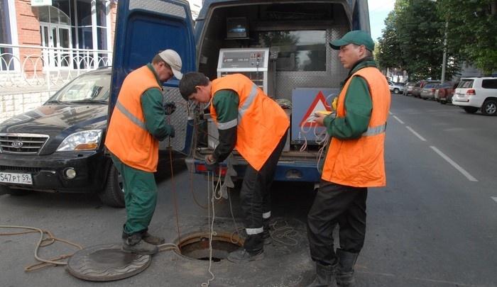 В начале сентября отключат холодную воду в трех районах Перми. Карта