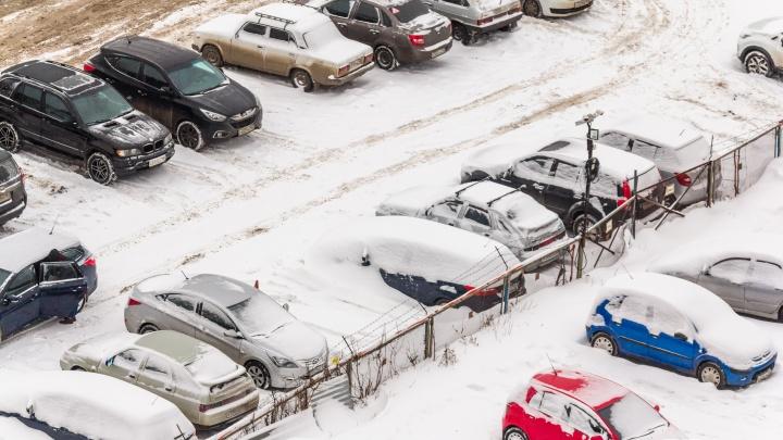 В Самаре через суд добиваются сноса автостоянки в посёлке Мехзавод