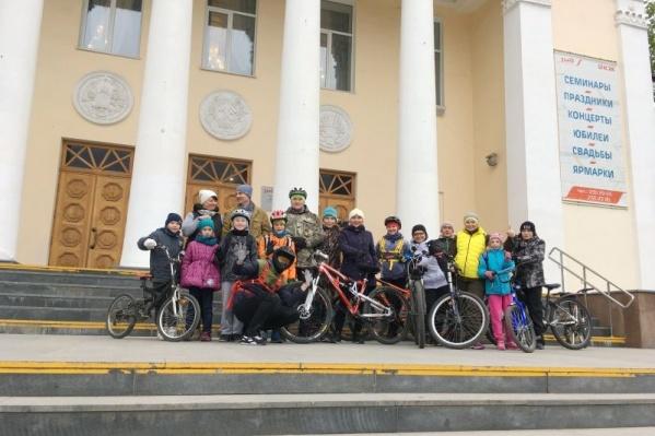 Квест пройдёт на лыжной базе «Динамо»