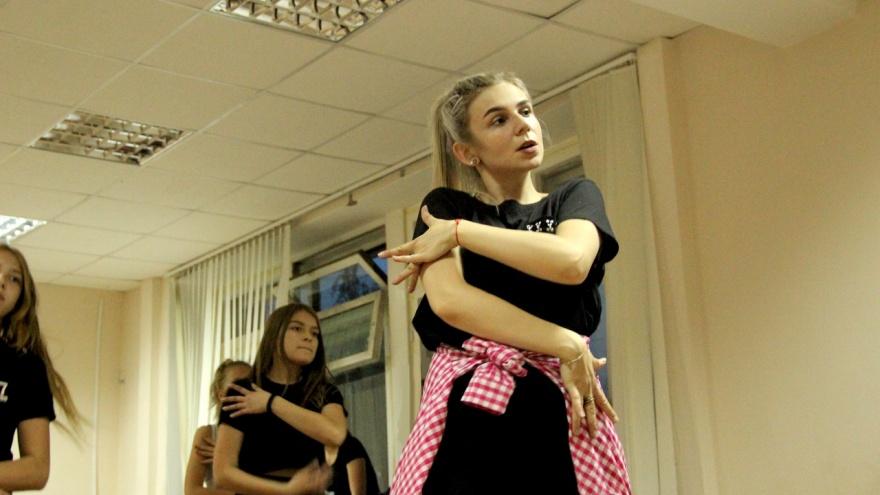 «Танцуйте не только на тренировках!» Курганский хореограф рассказала, как открыла студию в 15 лет