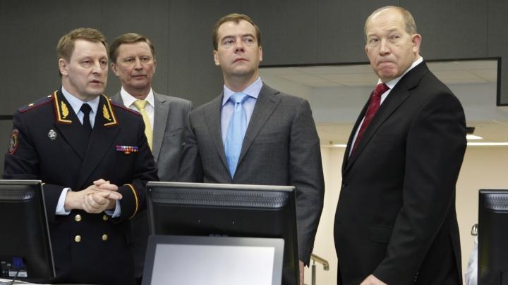 Президент Владимир Путин уволил главного гаишника страны