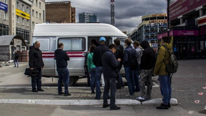 Встретились в маршрутке: специальная «ГАЗель» выехала на поиски больных ВИЧ