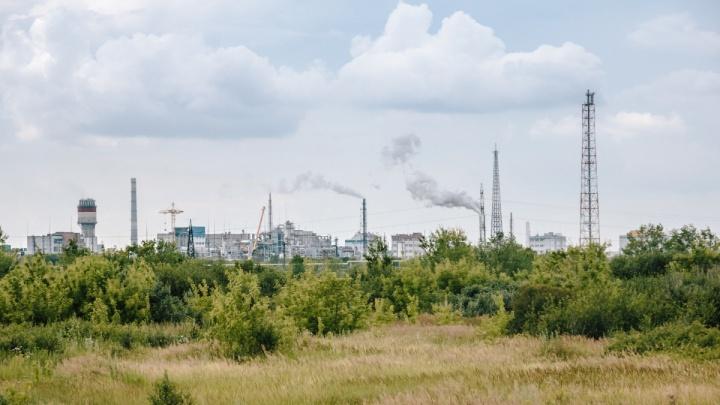 Впервые за 60 лет: концентрация вредных веществ в воздухе над Тольятти превысила нормы в три раза