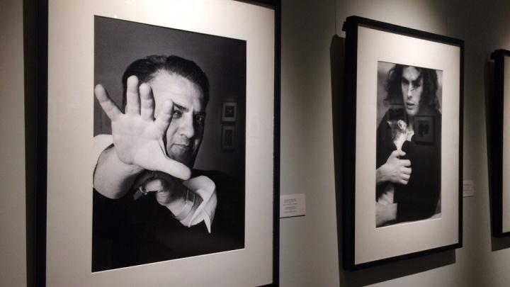 В Новосибирске показали редкие фото обладателя «Оскара» и его друзей