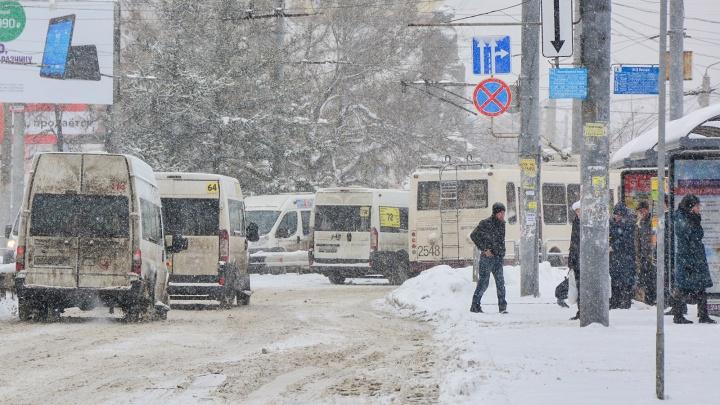 «Ни утром, ни вечером ни одной маршрутки»: челябинцы начали жаловаться на пропавший транспорт