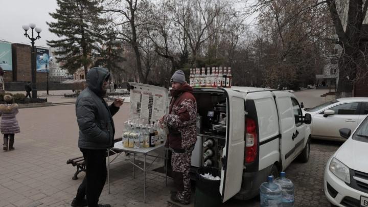 Ростовские чиновники рассказали о подготовке стандартов мобильной торговли