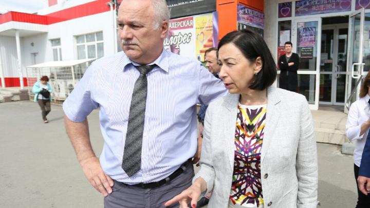 Наталья Котова предложила уволиться главному дорожнику Челябинска и ответственному за остановки