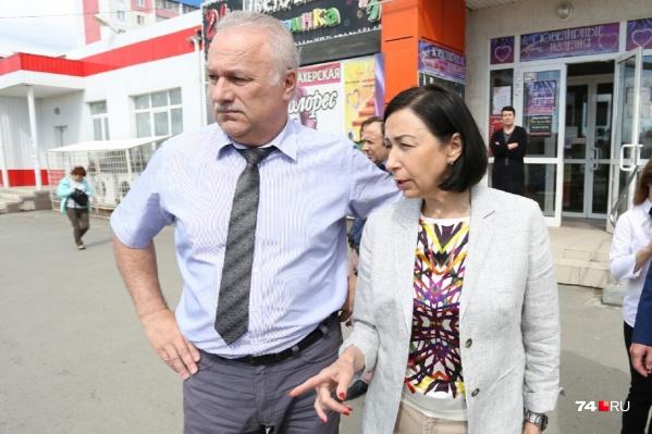 Наталья Котова предложила Владимиру Алейникову написать заявление об увольнении