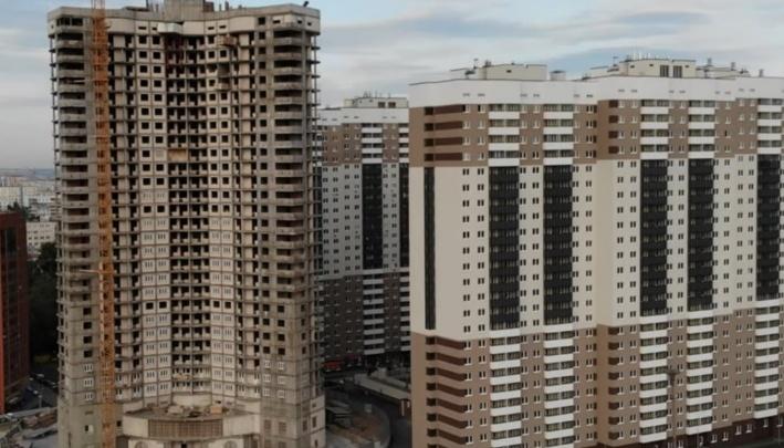 «Трансгрузу» согласовали изменение количества этажей в строящейся многоэтажке у ЦАВ