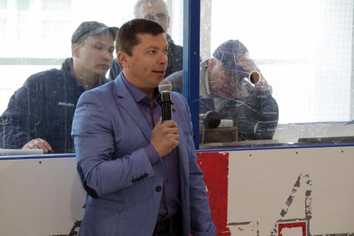 Директор Центра зимних видов спорта Константин Каширин взят под стражу