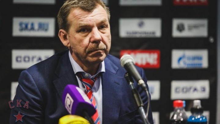 Олег Знарок покинул пост главного тренера сборной России